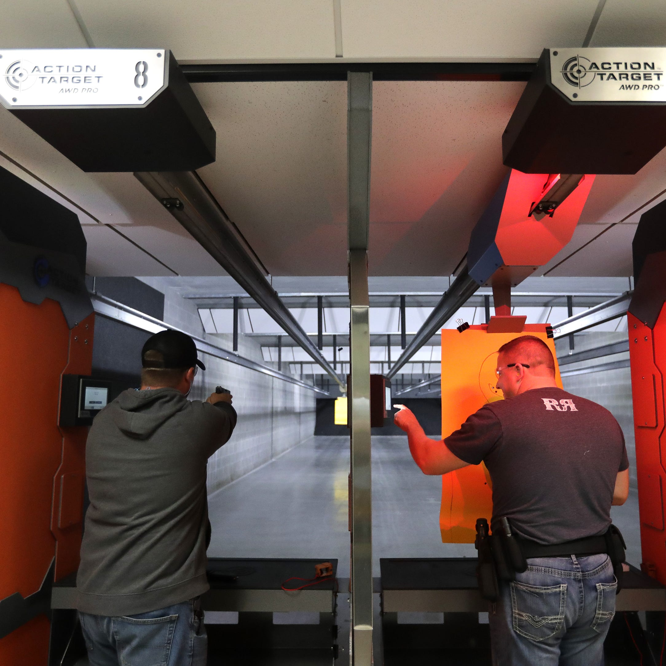 The Buzz: New Little Chute shooting range aims to attract women, families