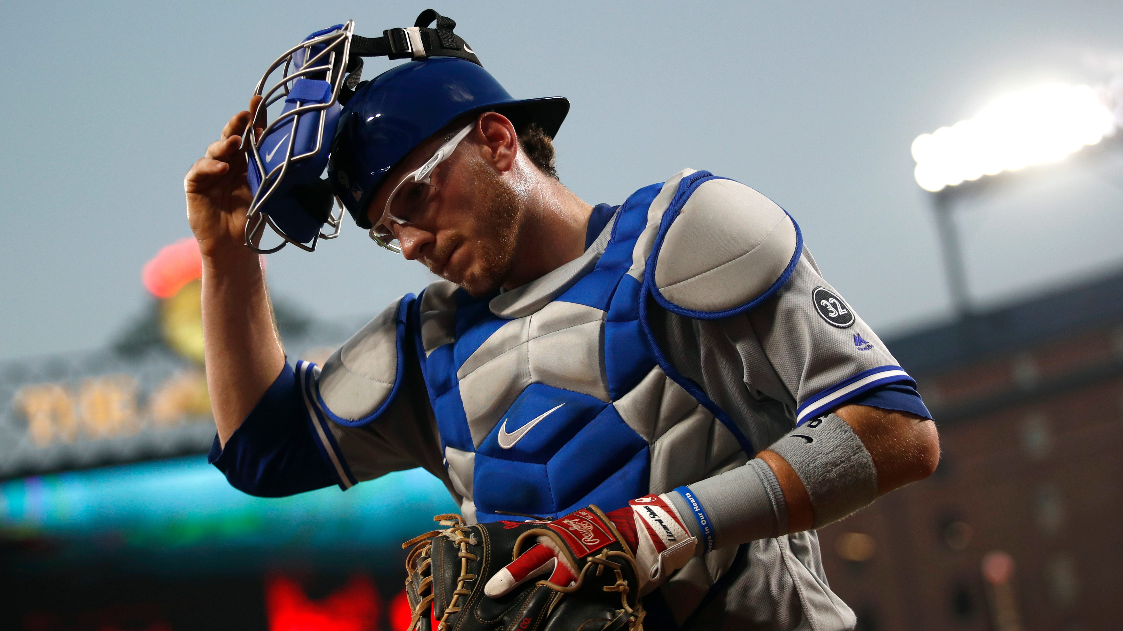 Photos: Danny Jansen's first trip through the major leagues