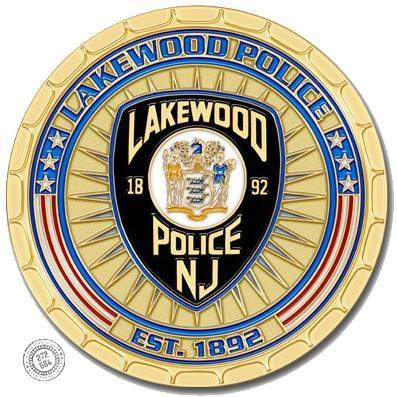 Seal of the Lakewood Police Department
