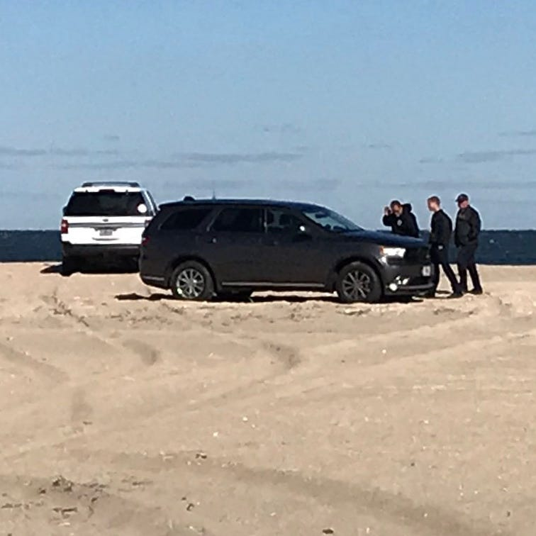 Body that washed ashore on Sandy Hook beach identified