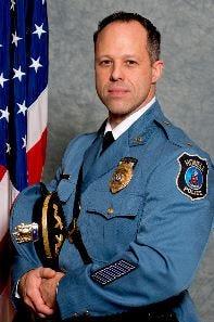 Howell police Chief Andrew Kudrick.