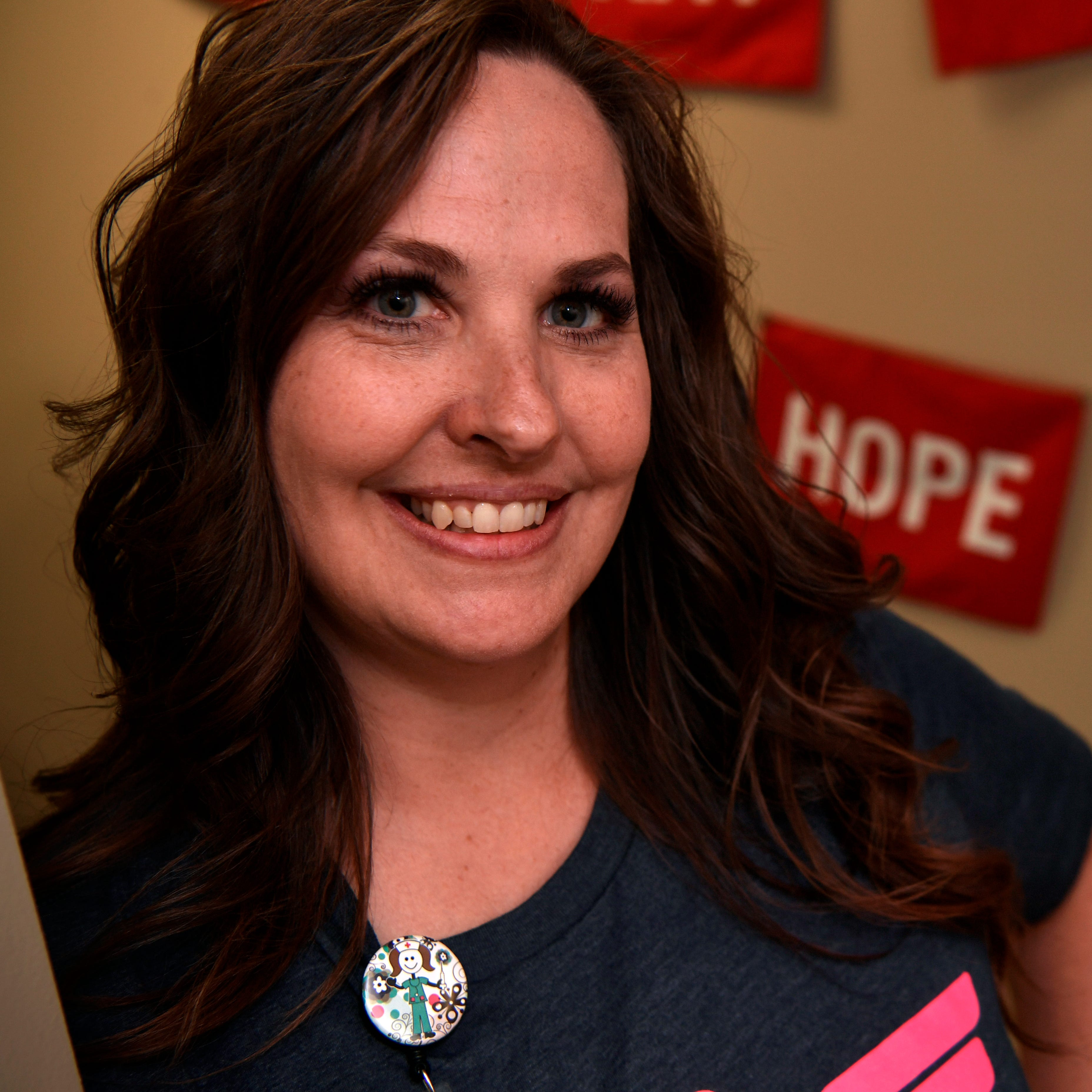 Abilene nurse learns breast cancer can strike even those with no risk factors