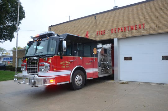 An open house will be held from 2 p.m. to 4 p.m. Saturday at Fire Station 4 at 8 S. 20th St.