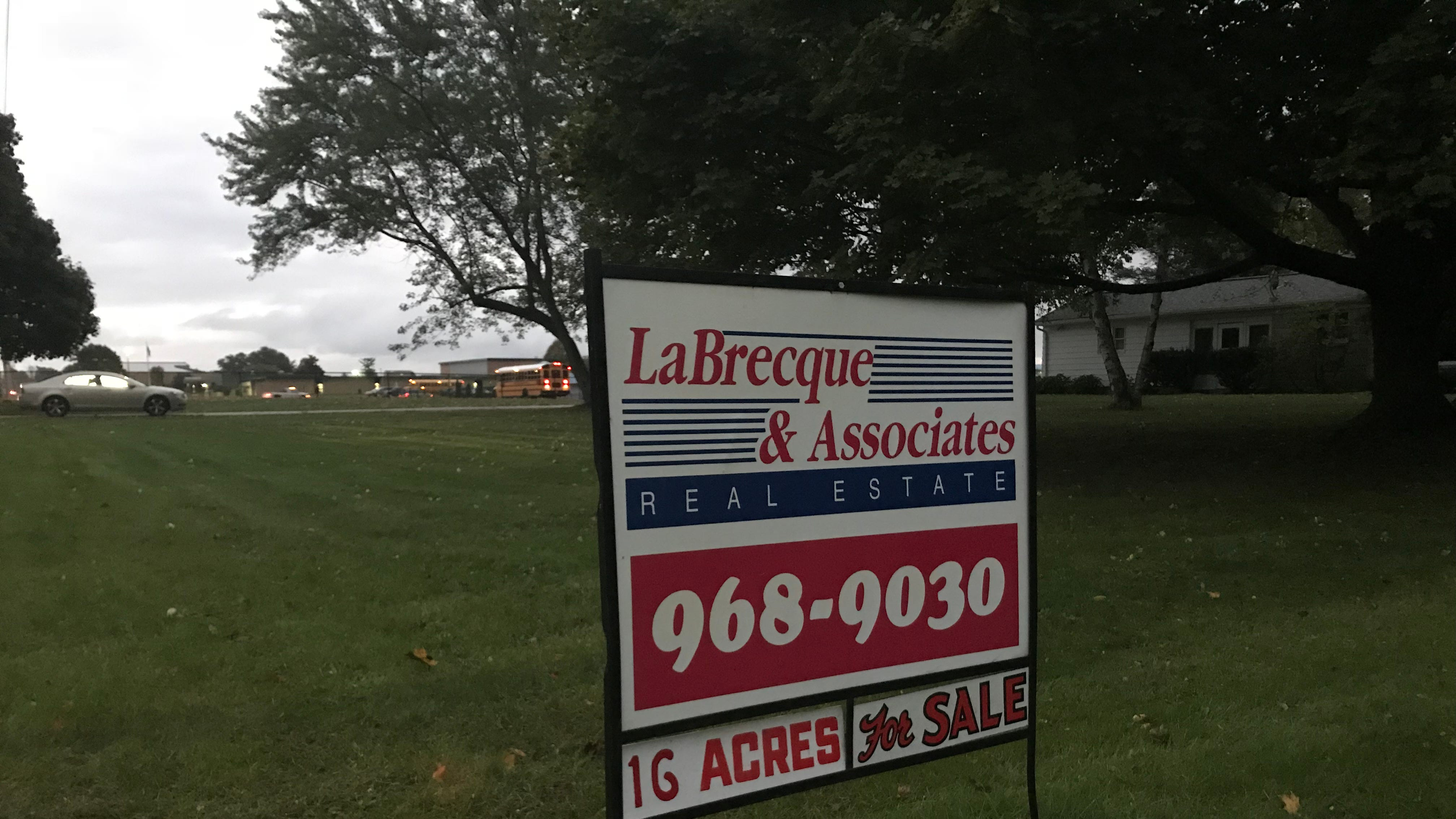 Harper Creek schools to make an offer on land next to football stadium