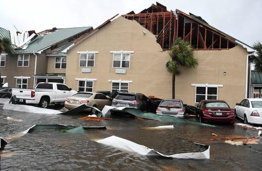 2018 Hurricane Season Hurricane Florence Hurricane