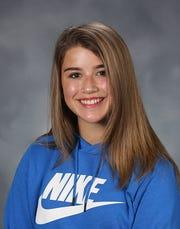 Syrah Wright of MMU volleyball
