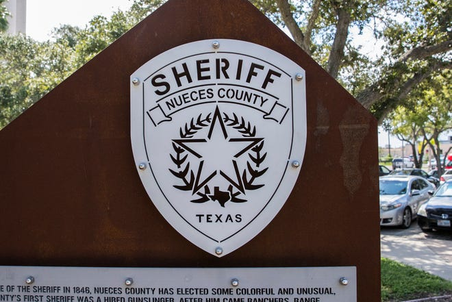 Nueces County Sheriff Badge