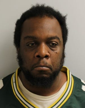 Christopher Teeter, a North Carolina man, is accused of stabbing a fellow trucker in Bordentown Township.