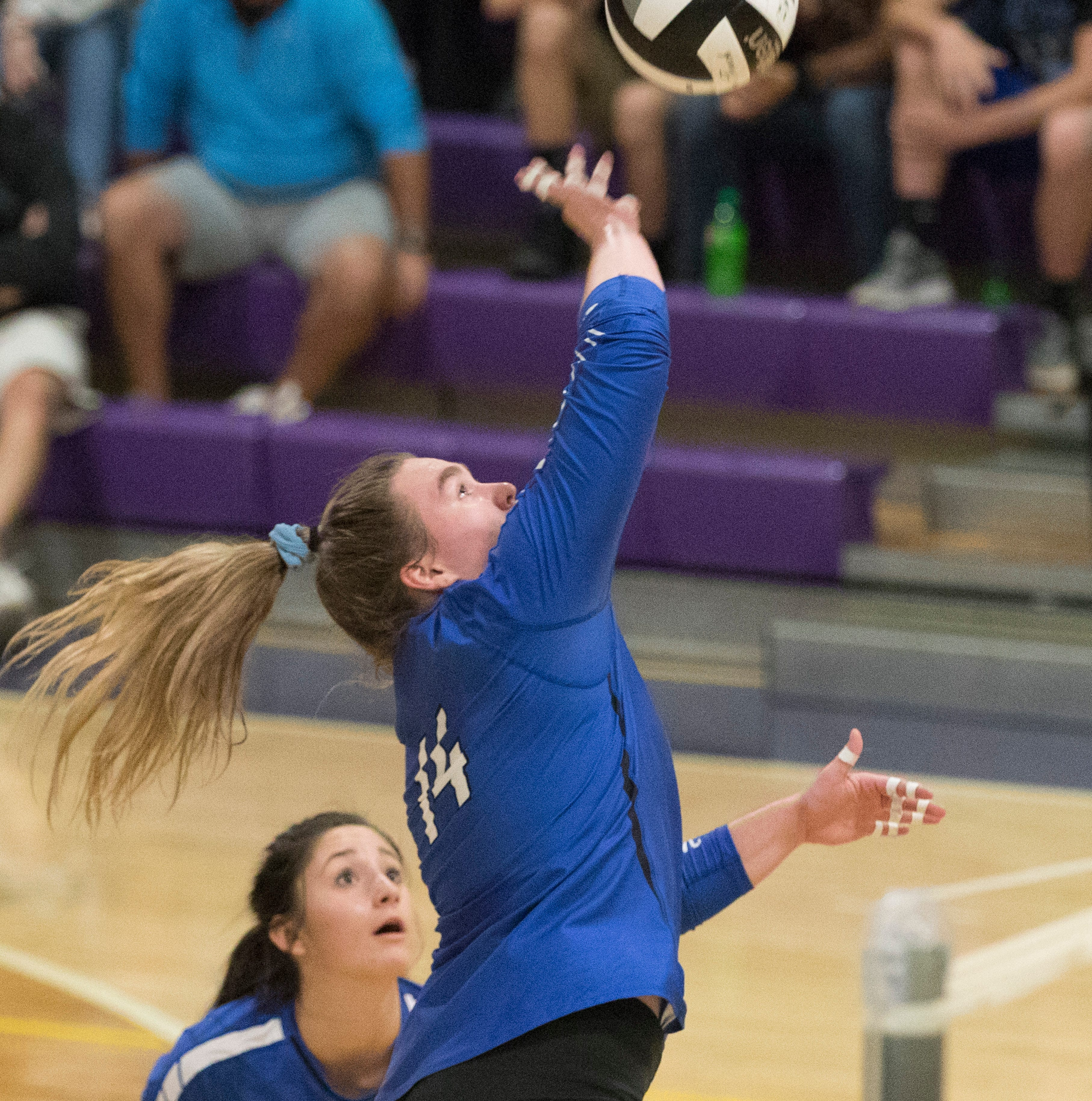 OHIO HIGH SCHOOL VOLLEYBALL: Unioto, Southeastern named in final coaches poll