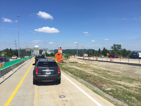 Traffic nightmare coming to I-275, other roads at Combs-Hehl