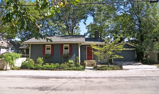 Owners Jerry and Betty Rushing bought this house at 625 Miami Ave. when they decided to downsize.  Sept. 29, 2018