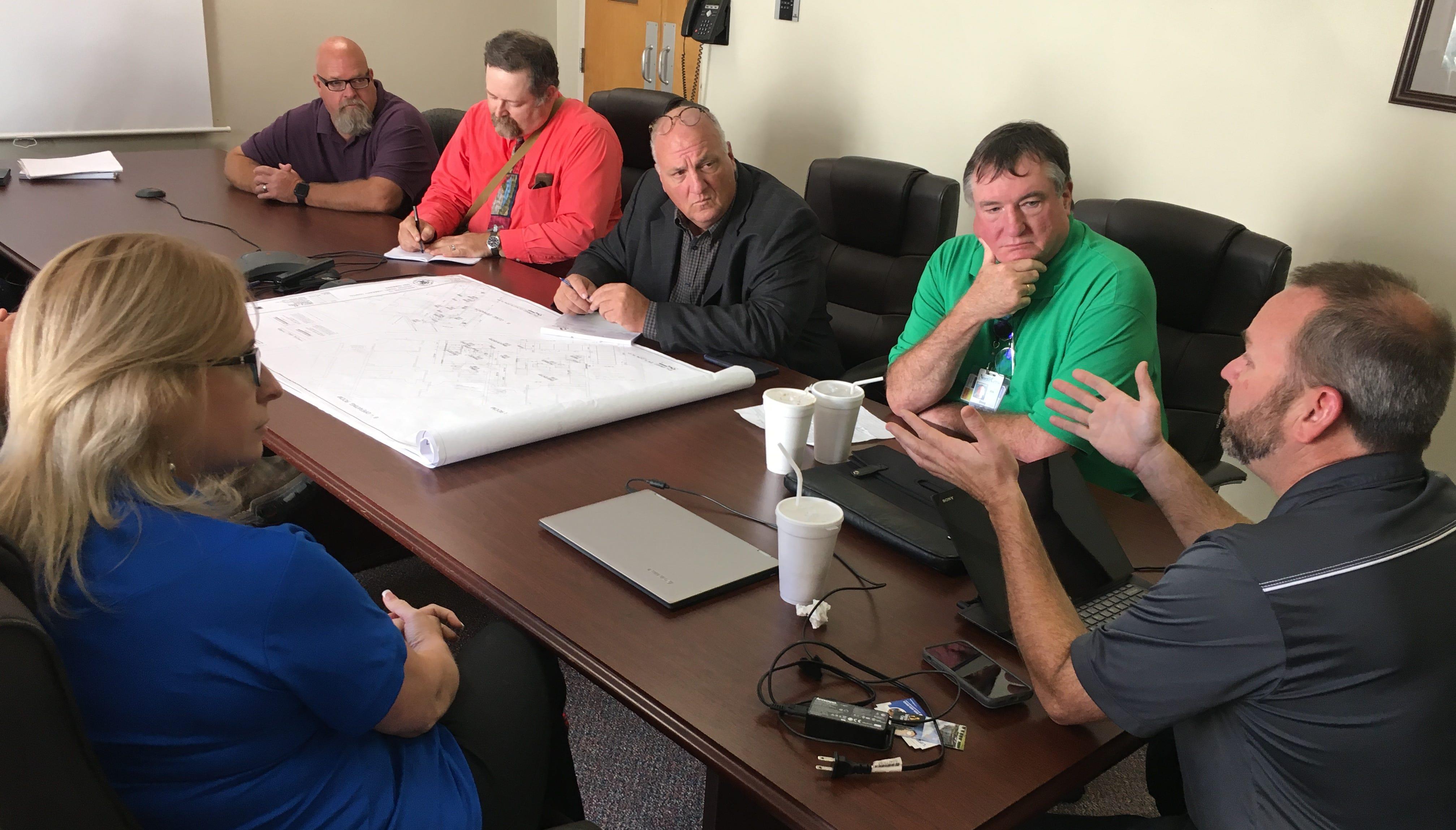 Emergency Room renovation moves forward at Houston County Community Hospital