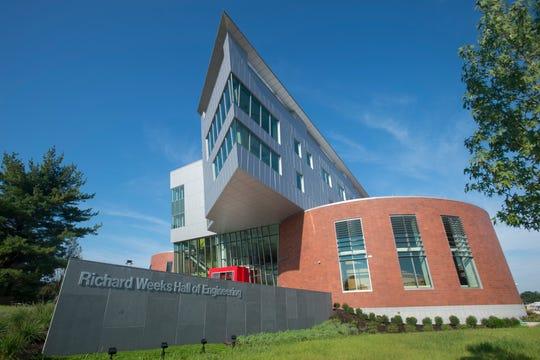 Richard Weeks Hall of Engineering