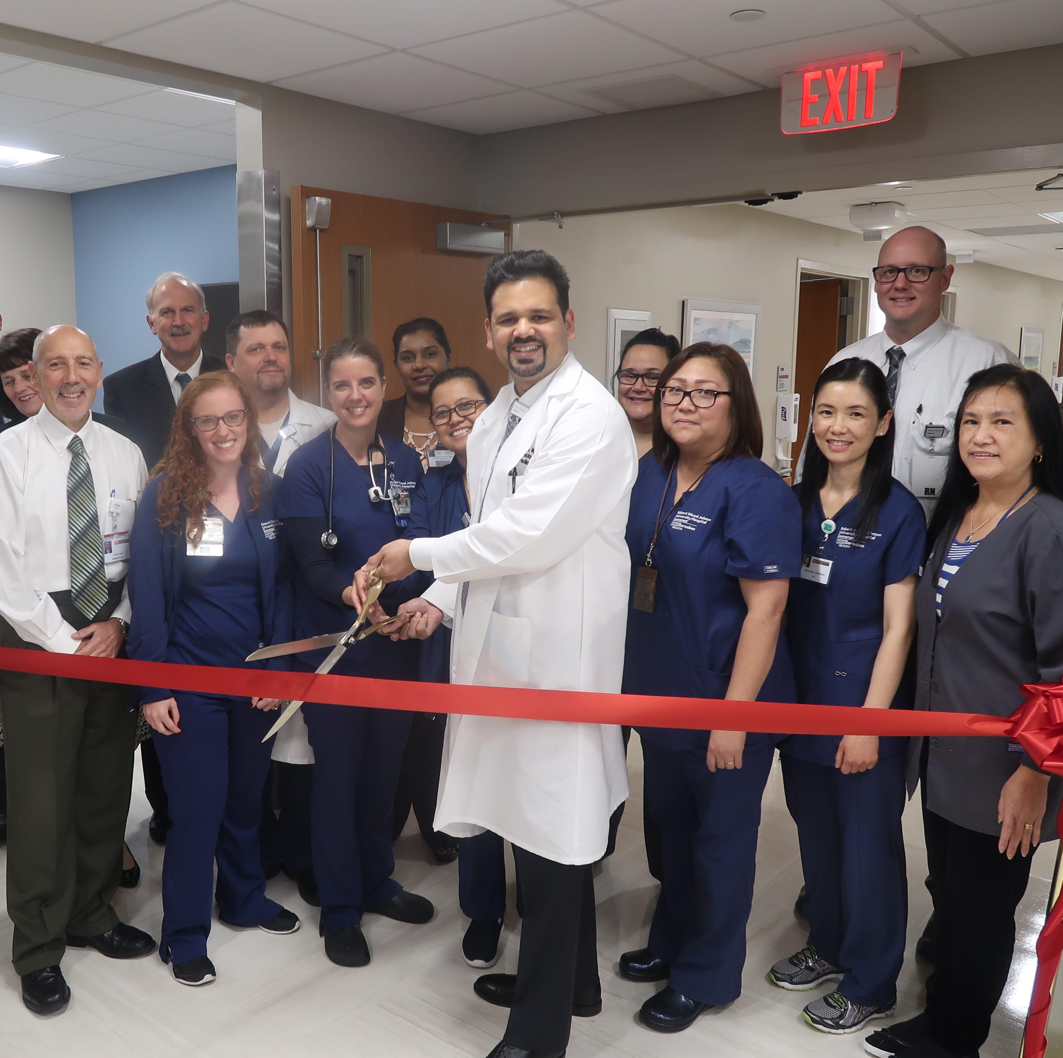 Heartbeats: Hospital completes renovations to Cardiology Pavilion