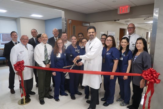 Hospital completes renovations to Cardiology Pavilion PHOTO CAPTION