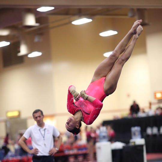 East Brunswick's Karina Munoz was voted the MyCentralJersey.com Athlete of the Week.