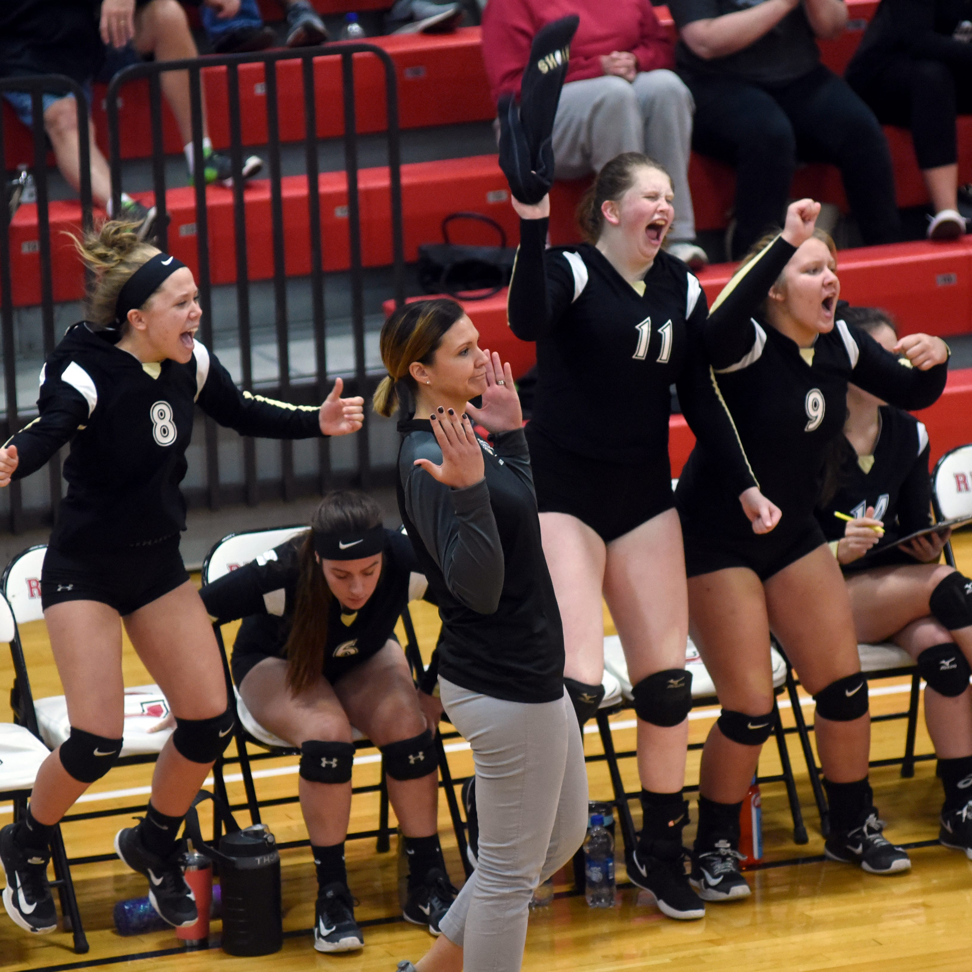 Volleyball: River View gets 'huge' win before tourney