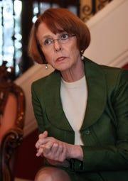 Des Moines attorney Roxanne Conlin