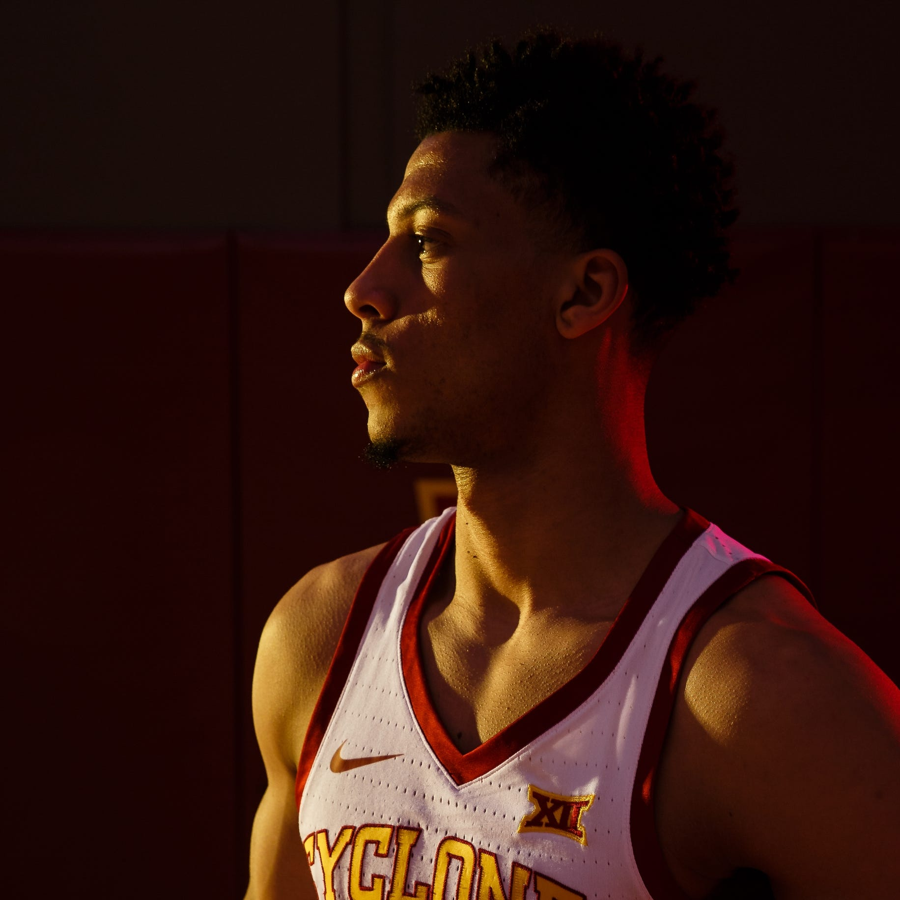 Iowa State star Lindell Wigginton finally embracing new role