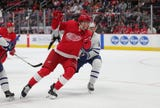 There's renewed optimism among the Wings, and a bigger role for a rookie. Filmed Oct. 29, 2018 in Detroit.