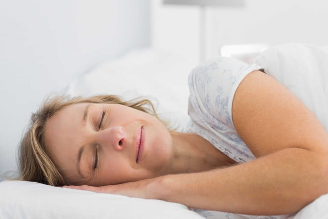 If your goal is to improve your health, replenishing sleep is a great starting point.