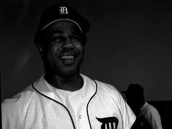DETROIT TIGERS: Willie Horton, LF, No. 23 (1963-77)