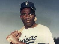 DETROIT TIGERS (retired league-wide): Jackie Robinson, No. 42