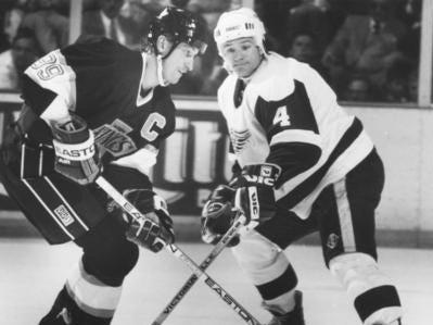 DETROIT RED WINGS (NHL, league-wide): Wayne Gretzky, No. 99