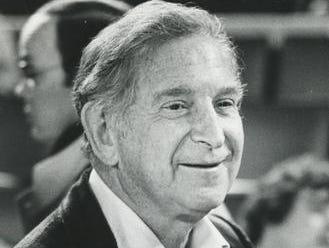 DETROIT PISTONS: Bill Davidson, owner, no number (1974-2009)