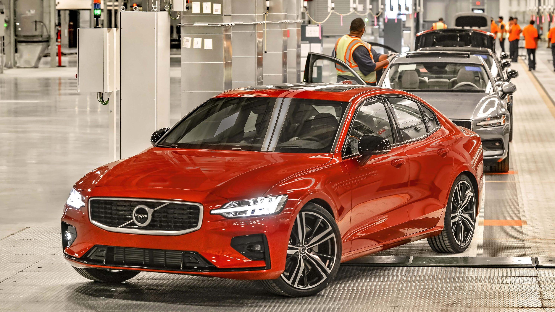 From Honda to Volvo: New U S  auto transplant transcends tariffs
