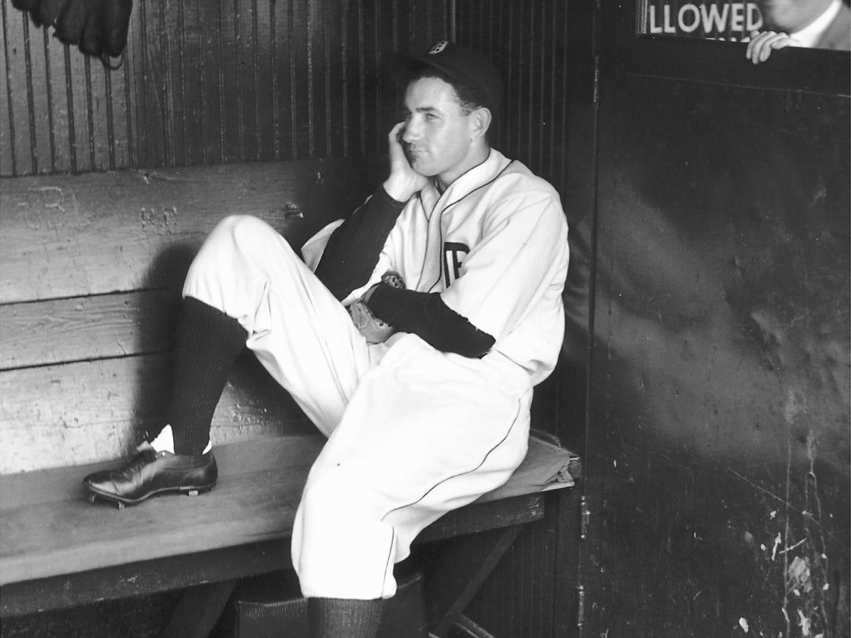DETROIT TIGERS: Charlie Gehringer, 2B, No. 2 (1924-42)