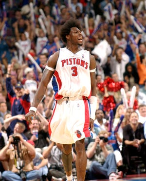 """Ben Wallace was a four-time defensive player of the year, four-time All-Star and was All-NBA three times. He's perhaps best known for his Afro and """"Fear the 'Fro"""" mantra during his 16-year NBA career."""