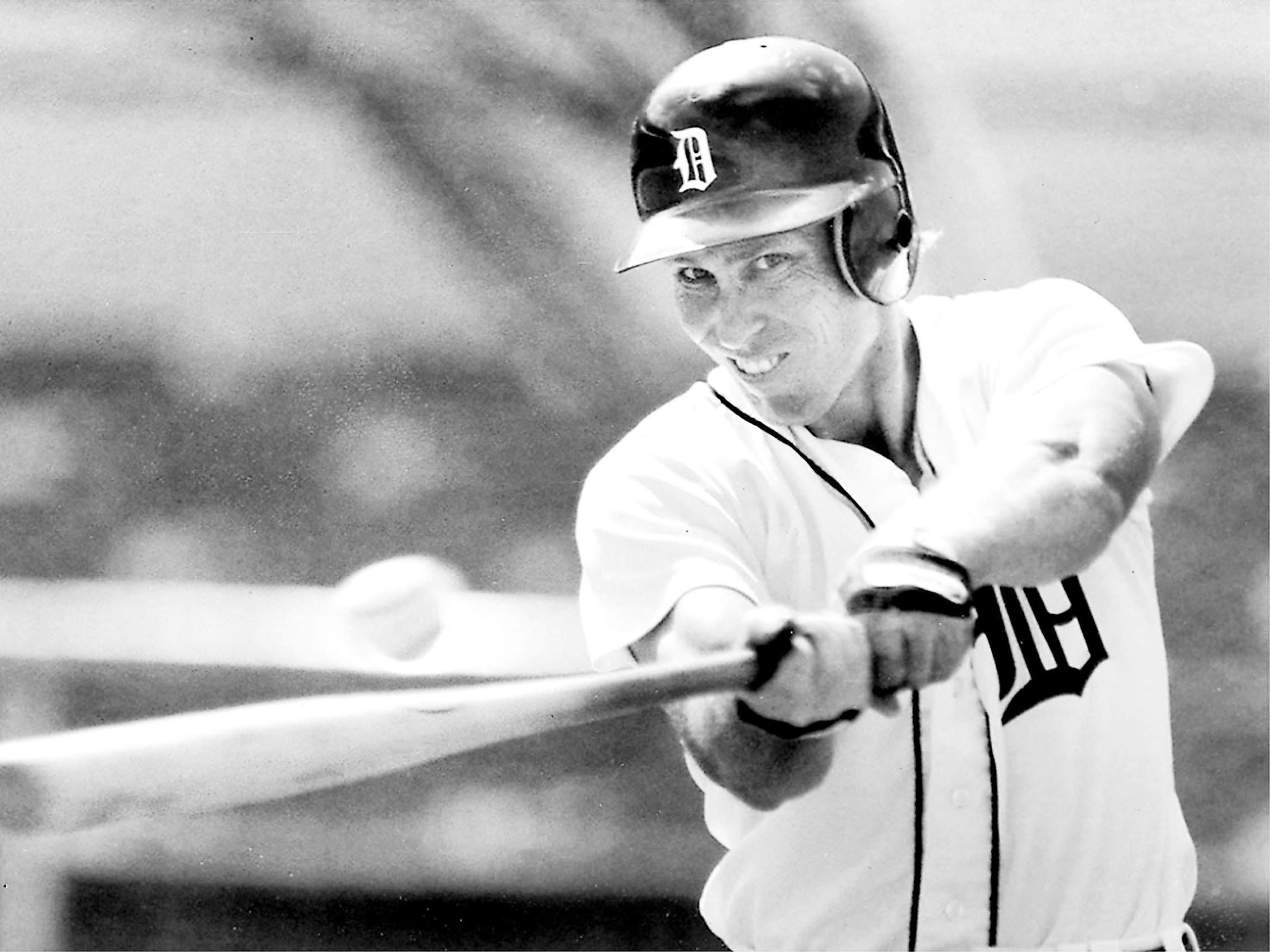 DETROIT TIGERS: Alan Trammell, SS, No. 3 (player, 1977-96; manager, 2003-05)