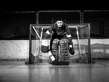 DETROIT RED WINGS: Terry Sawchuk, G, No. 1 (1949-55; 1957-64; 1968-69)