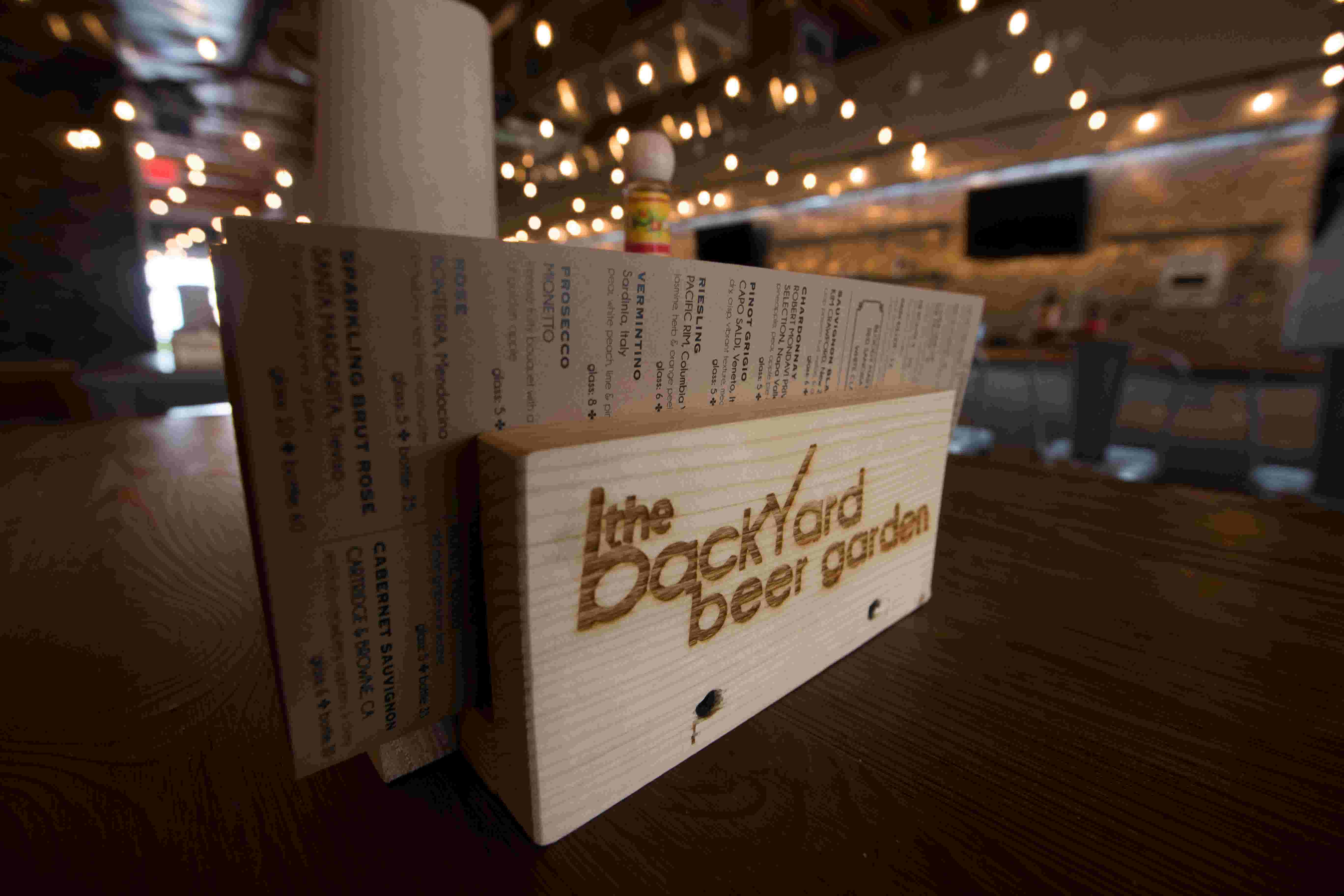 Cape Coral restaurants: A first look at the new Backyard Beer Garden
