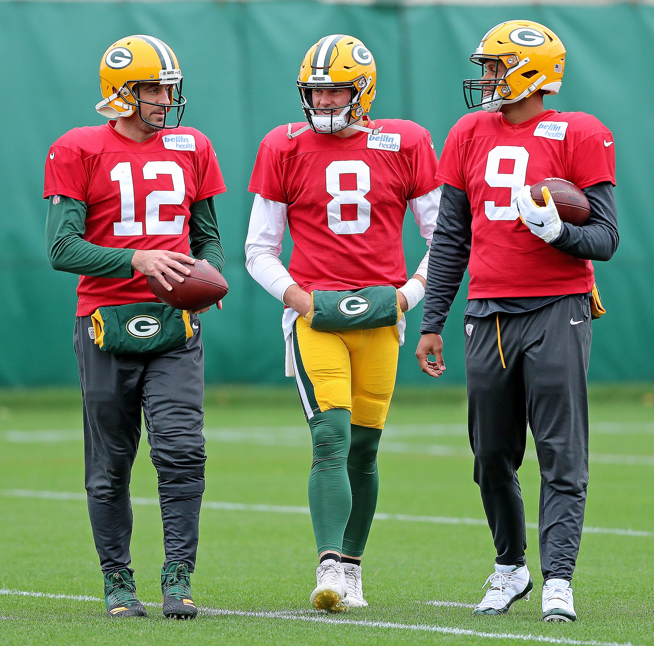 Packers RosterBuilder preview: Offense seeks Aaron Rodgers' backup, tight end solution