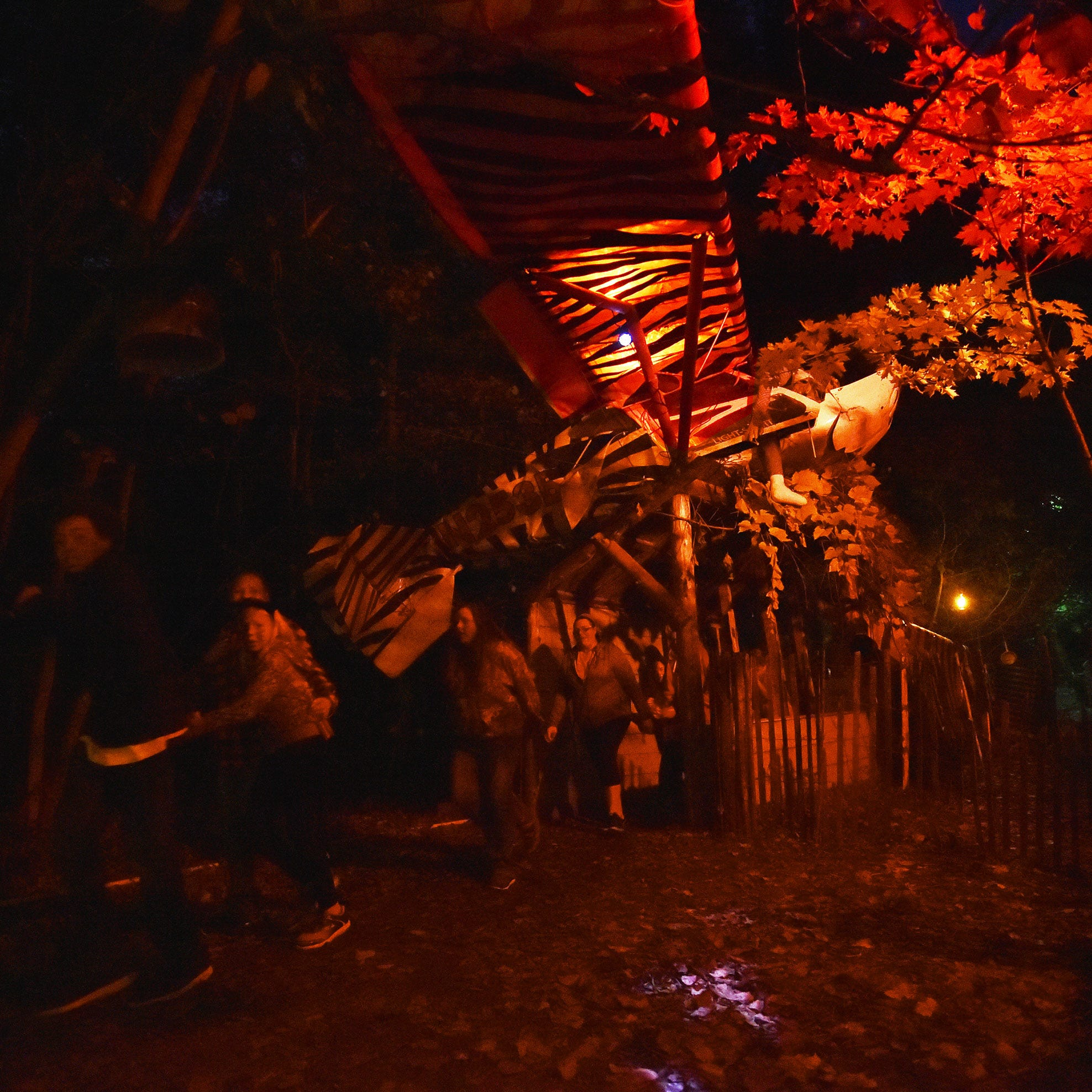 Get scared before Halloween: Places now offering frights in Door County