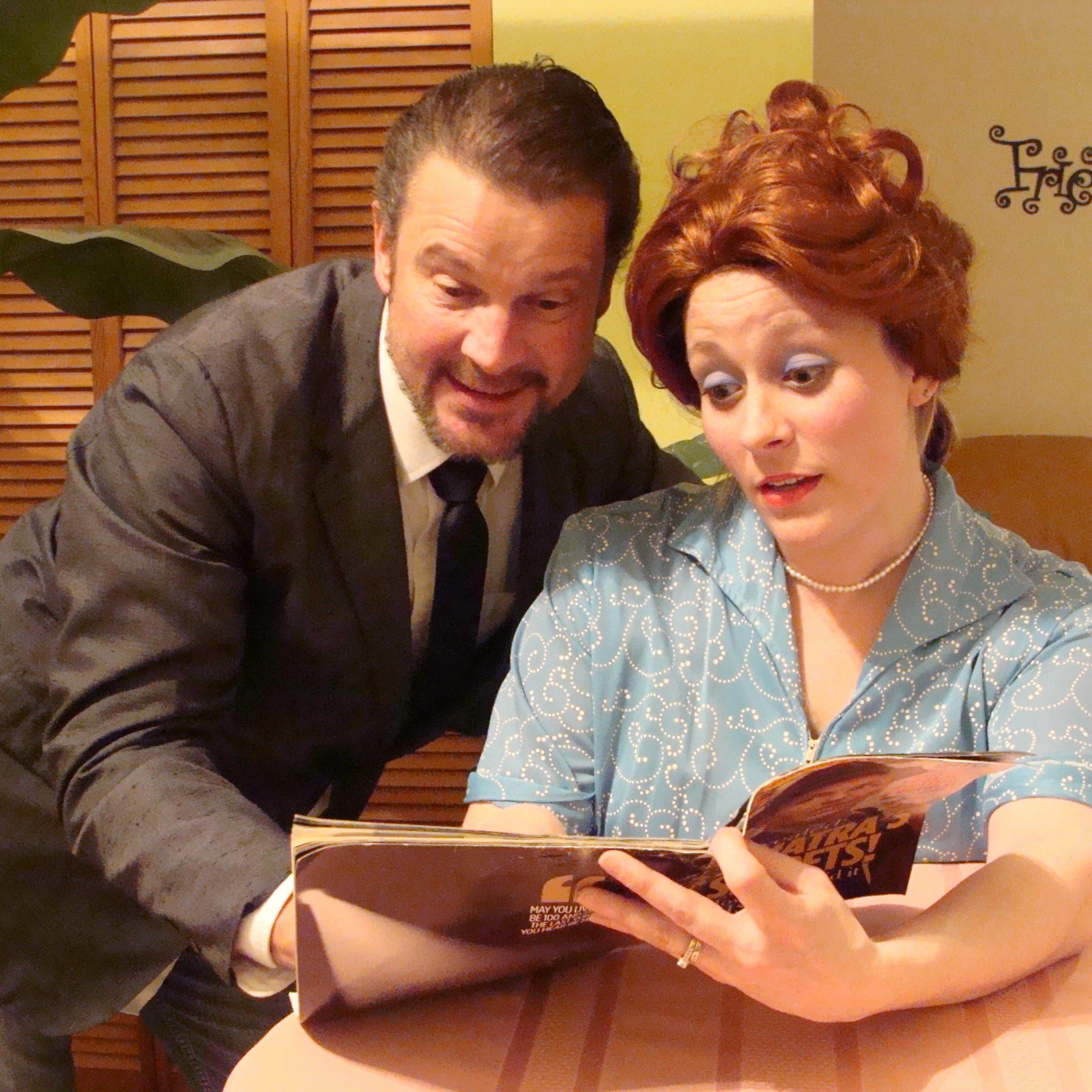 'I Love Lucy' murder mystery spoof returns with Rogue Theater