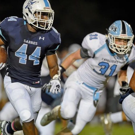 Southside Christian travels to Blacksburg during Week 8 of the high school football season