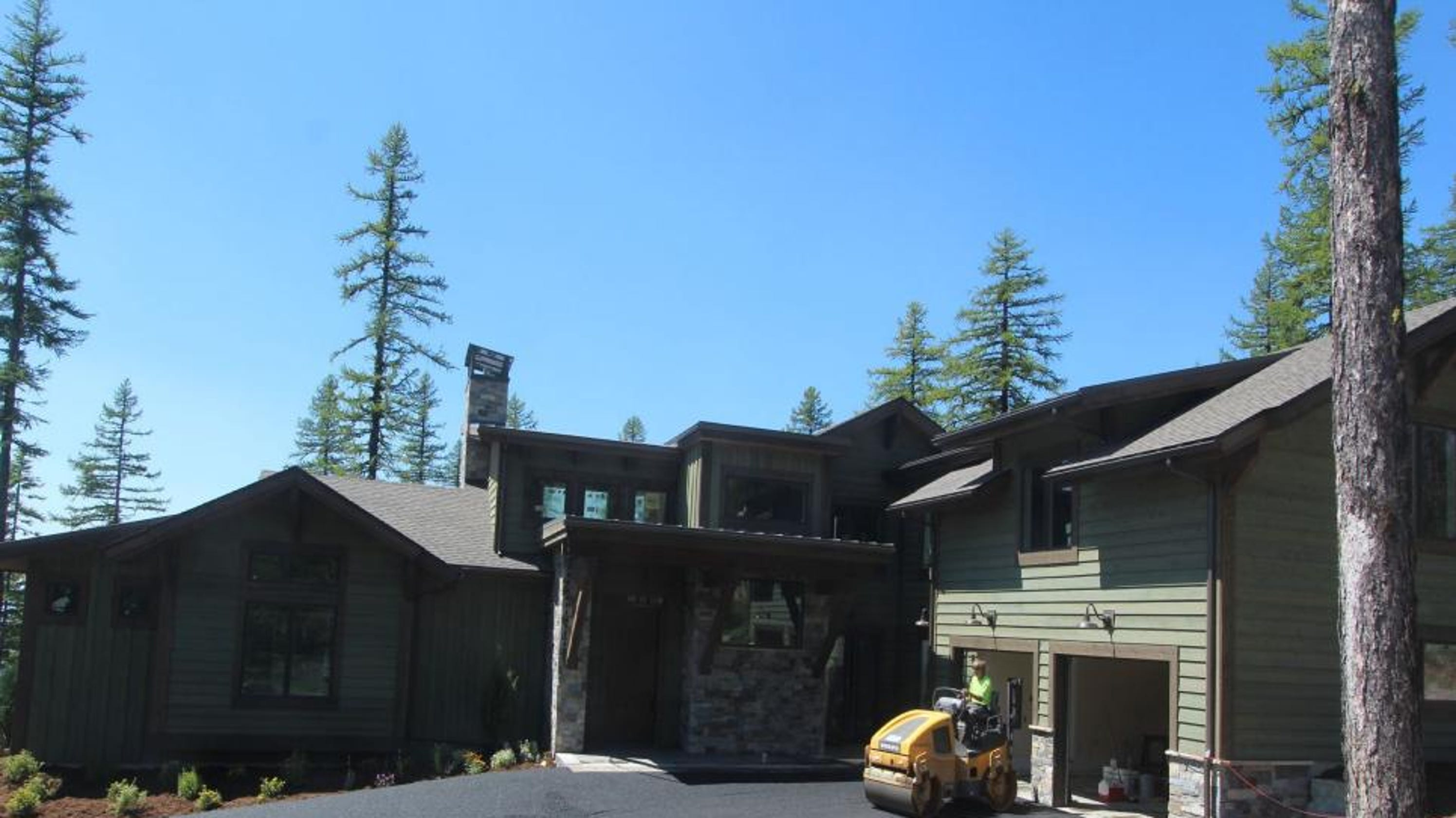Hgtv Dream Home Underway In Whitefish