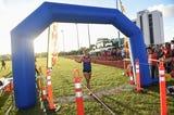 Highlights of the IIAAG Cross-Country All Island Championship, Oct. 12, 2018.