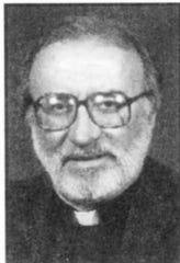 Headshot of the Rev. John B. Schoettelkotte from Indianapolis Catholic Archdiocese annual directory.