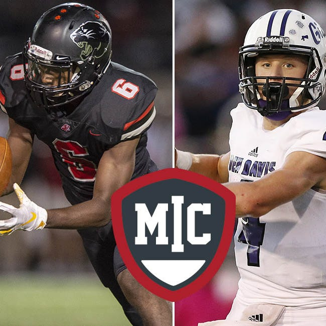 North Central and Ben Davis face off in the MIC Network Game of the Week regular-season finale.