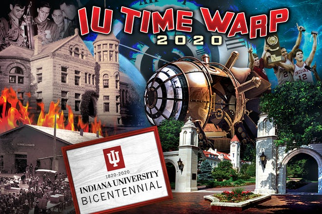 An Indianapolis Escape Room imagines what would've happened if IU were never rebuilt after an 1883 fire. Dystopia ensues.