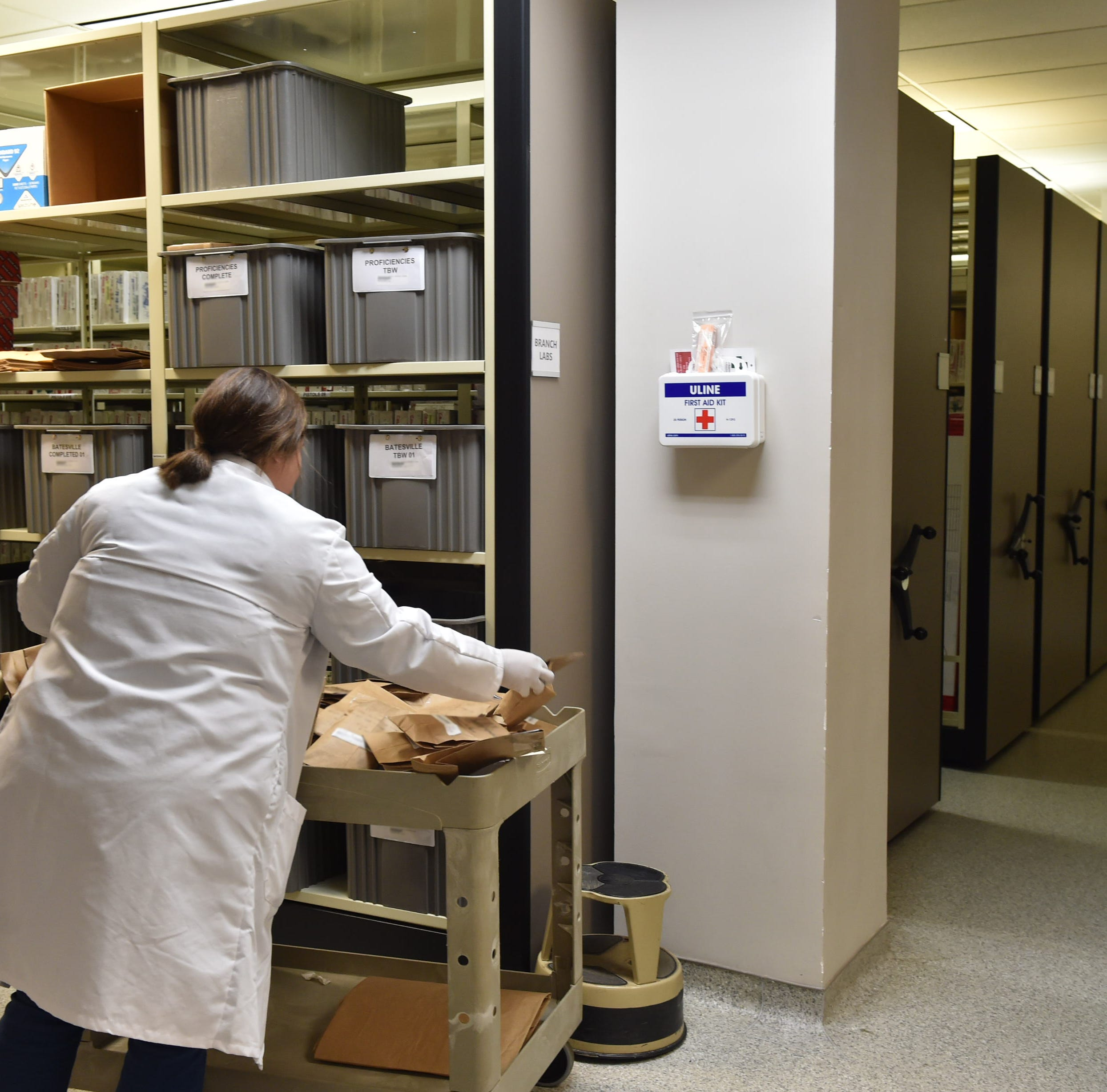 The shocking realities of underfunded state Crime Lab: 'The bodies keep stacking up'