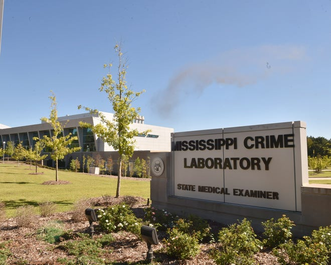 The Mississippi Crime Lab and Office of the Medical Examiner in Jackson. Thursday, Oct. 11, 2018.