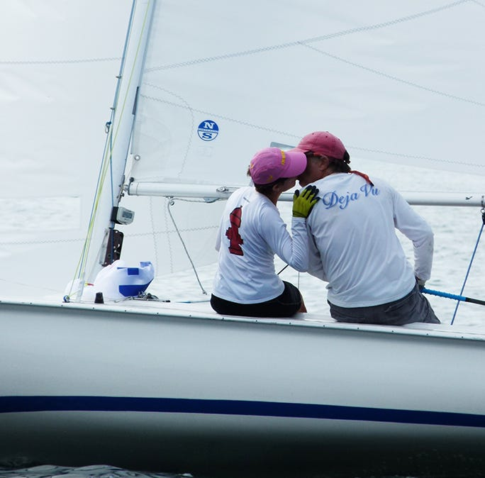 Calling all husband and wife sailors: This regatta wants you
