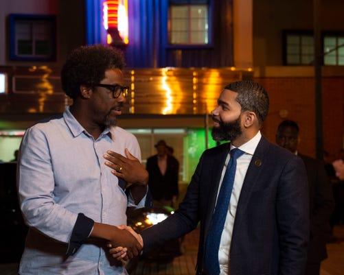 W Kamau Bell Chokwe Antar Lumumba