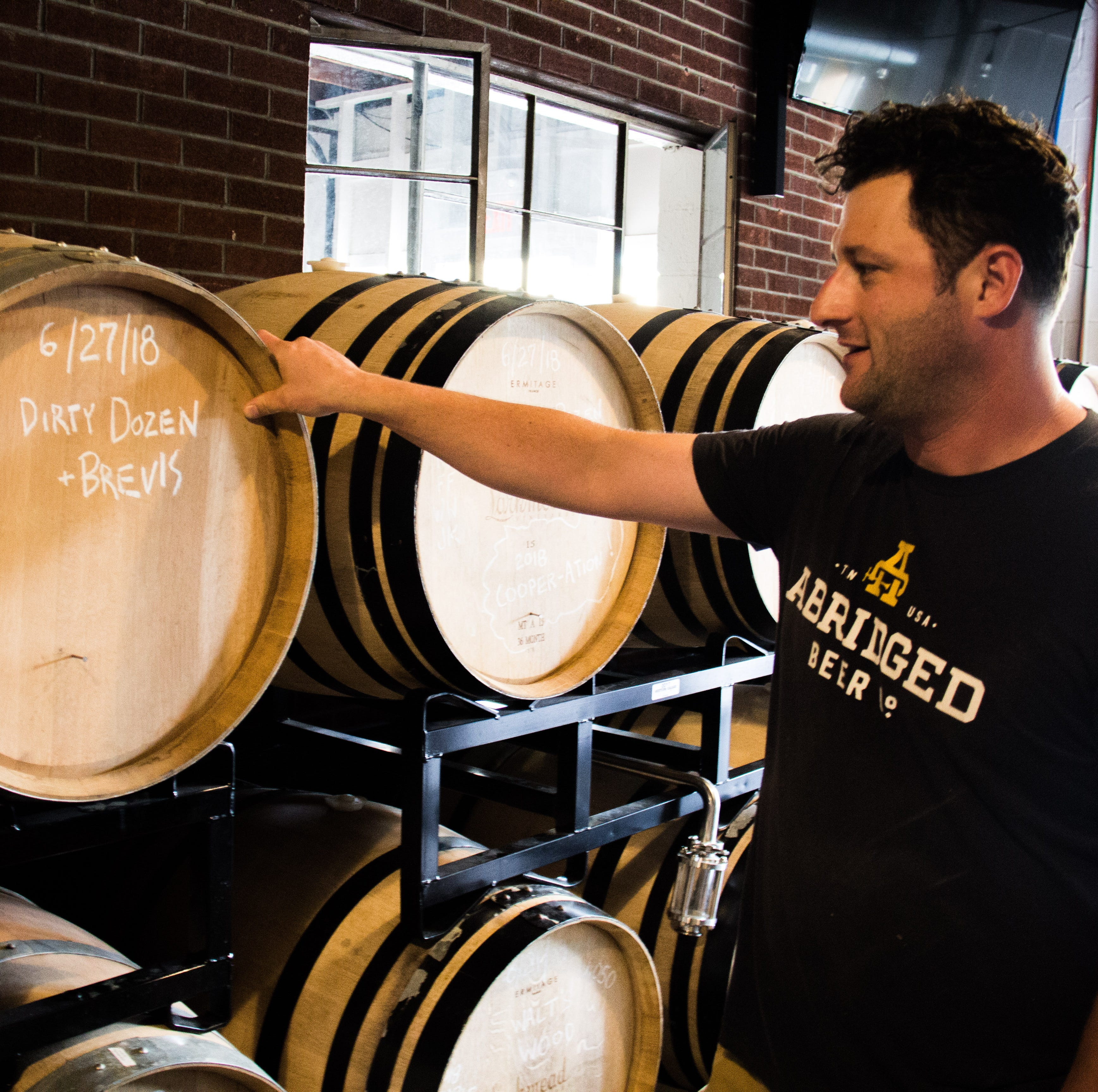Abridged Beer Co. to open sour beer bar in Happy Holler; inspired by NC's Funkatorium