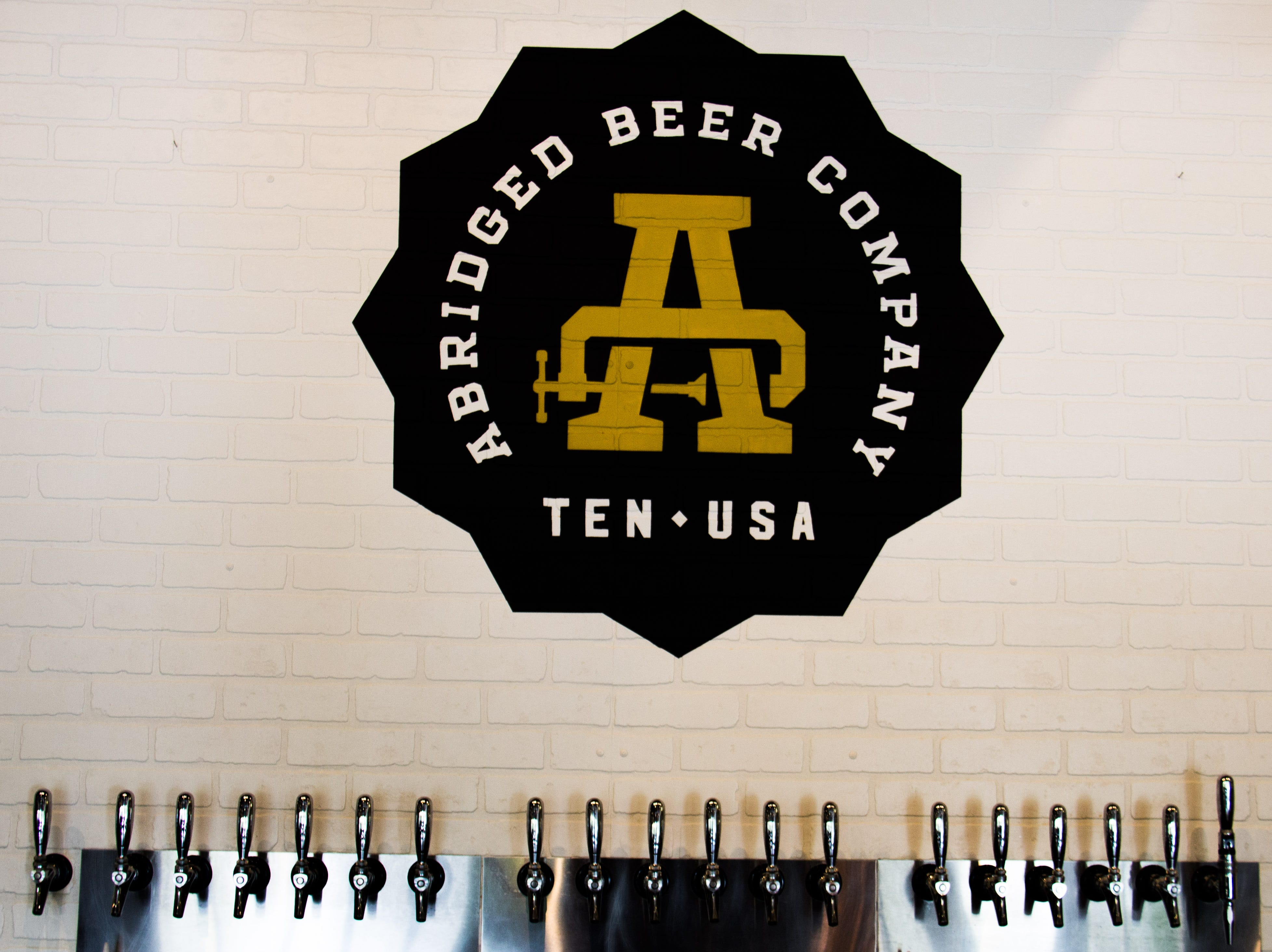 Abridged Beer Co. has a variety of beers on tap at its current location but will specialize in sour beers at a new facility planned to open in spring 2019.
